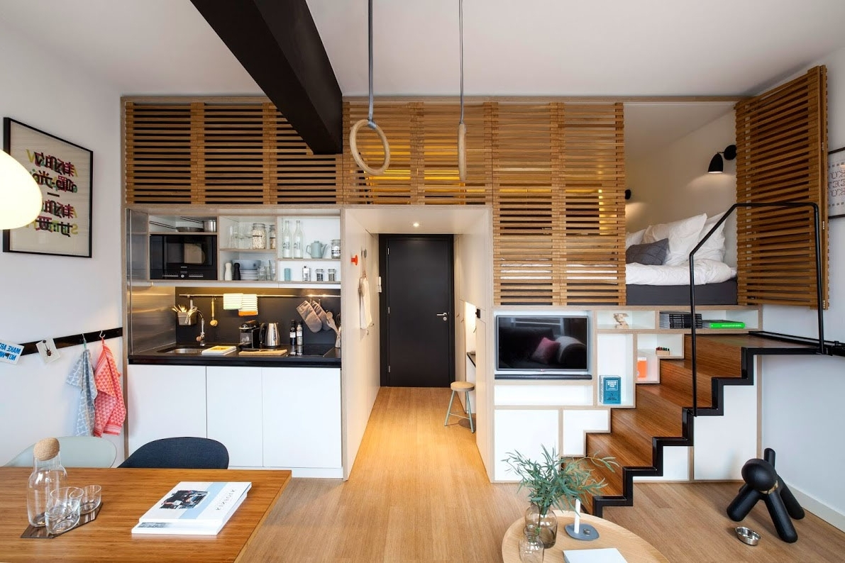Zoku Loft An Intelligently Designed