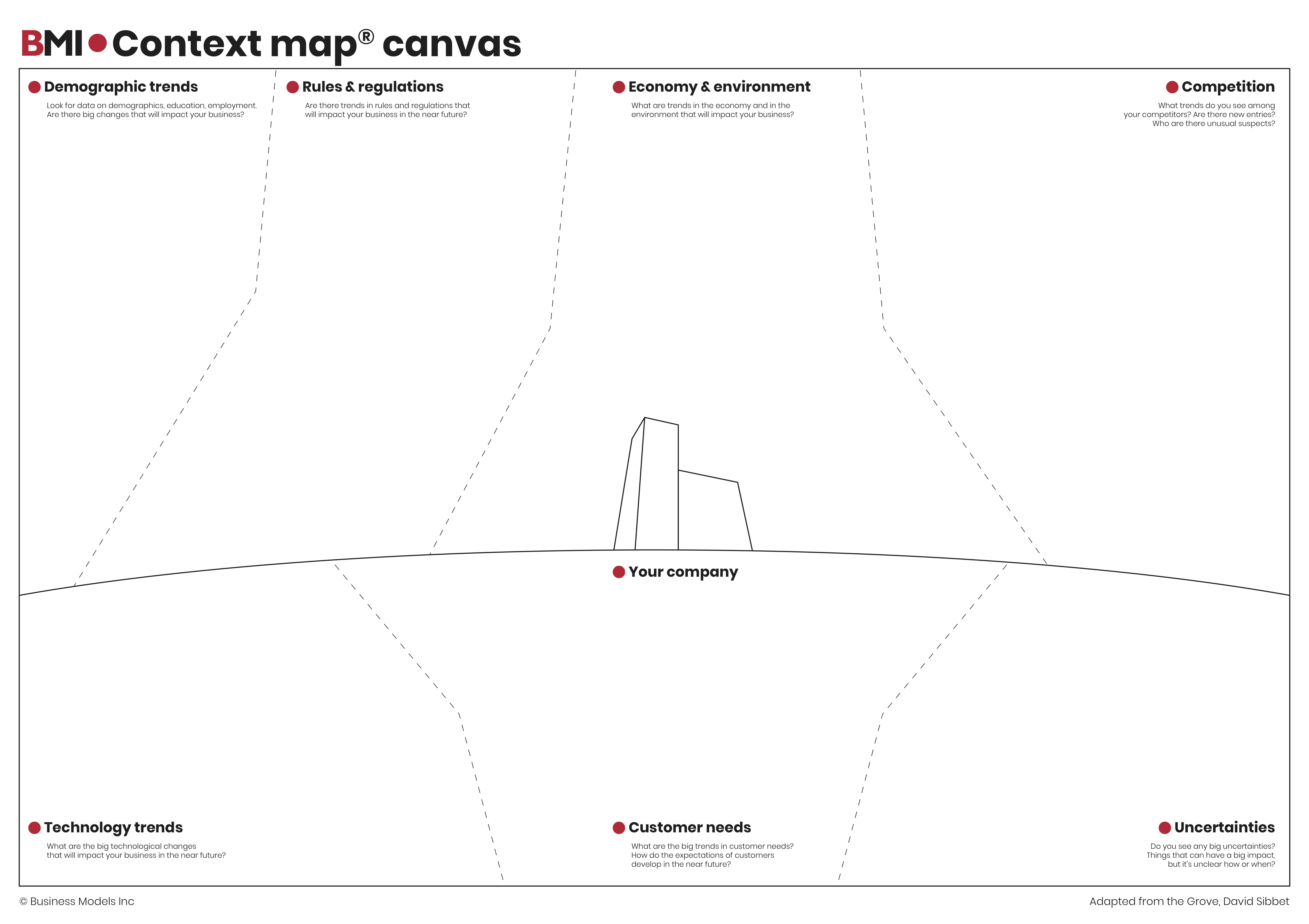 Business Models Inc. - Context Canvas - Template to map out ... on business addresses, operations management, business satellite, business food, business paper, business hotels, business process reengineering, process management, business function, business process, business e-mail, business scale, process capability, business process improvement, business plan, force field analysis, business management program, responsibility assignment matrix, business workflow analysis, business operations, business testimonials, business art, business drawing, business data chart, business blog, business compass, business model, business outline, business process management, business culture, business vision,